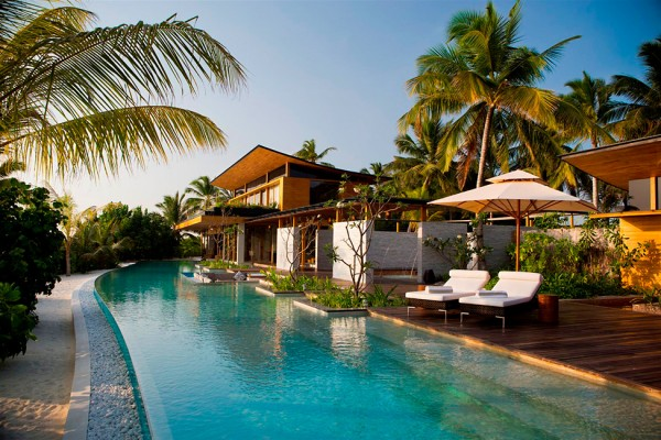 Wonderful Villas on an Island in Maldives: Journey of Heaven (38)