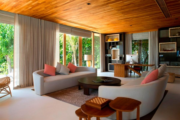 Wonderful Villas on an Island in Maldives: Journey of Heaven (11)