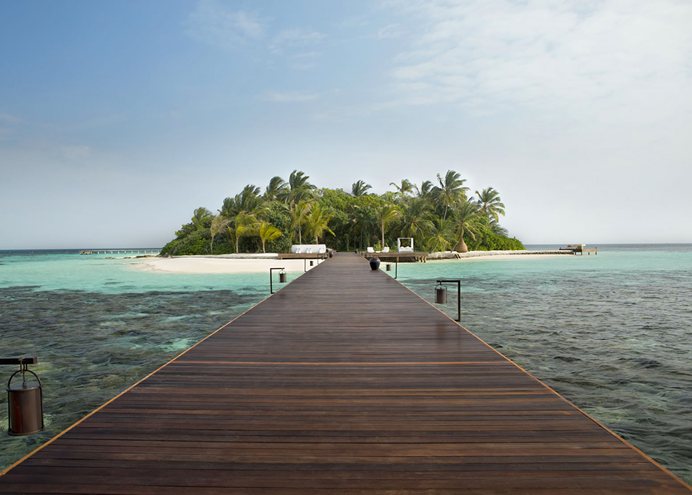 Wonderful Villas on an Island in Maldives: Journey of Heaven (7)
