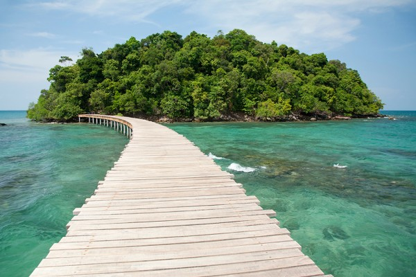 Luxury Junction: Private Island Resort, Cambodia (11)