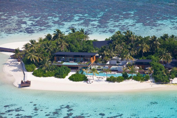 Wonderful Villas on an Island in Maldives: Journey of Heaven (6)