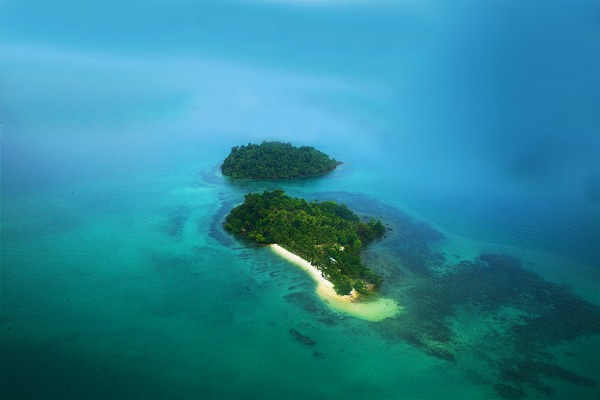 Luxury Junction: Private Island Resort, Cambodia (5)