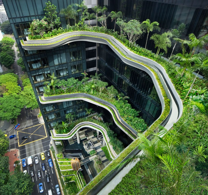 ParkRoyal Hotel in Singapore (20)