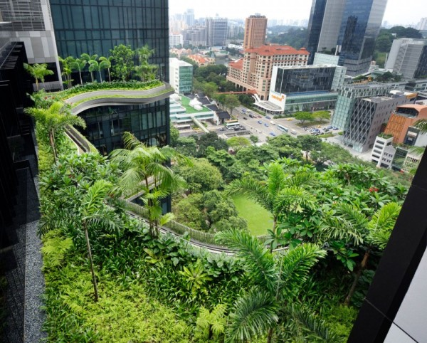 ParkRoyal Hotel in Singapore (2)