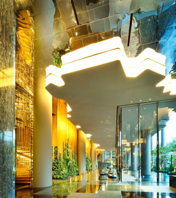 ParkRoyal Hotel in Singapore (13)