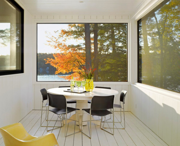 Lake Side Modern House in Vermont (4)