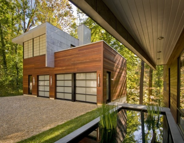 Sustainable and well-designed House in USA (5)