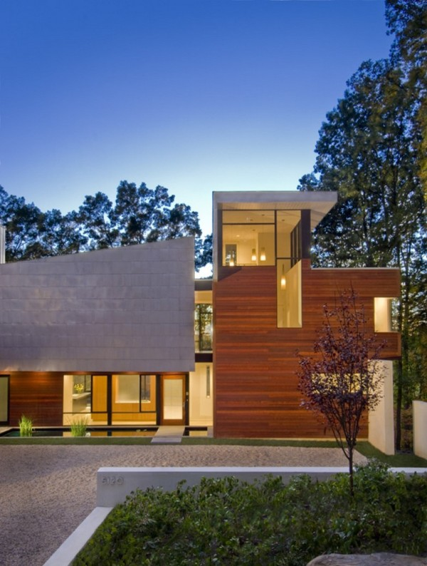 Sustainable and well-designed House in USA (4)