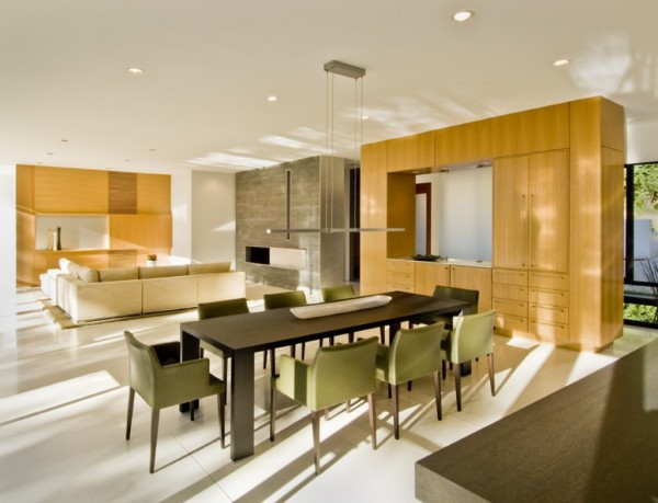 Sustainable and well-designed House in USA (10)