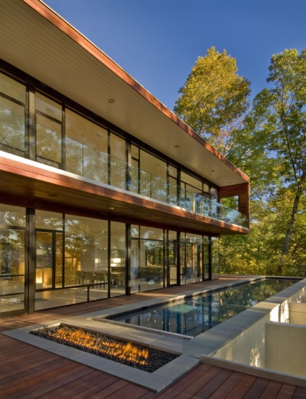 Sustainable and well-designed House in USA (7)