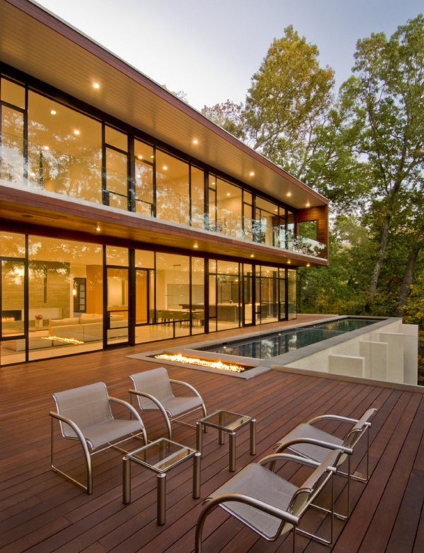 Sustainable and well-designed House in USA (14)