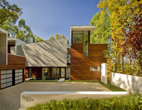 Sustainable and well-designed House in USA (13)