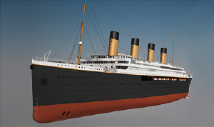 3D_model_of_Titanic_II