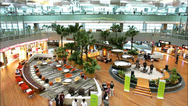 Changi Airport , Singapore Adjudged The Best