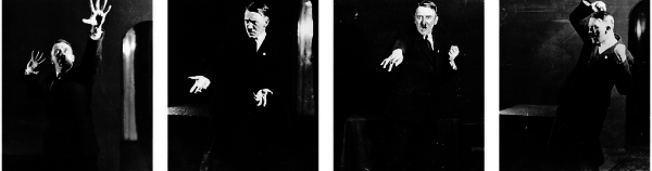 Debate on Hitler's Secret Photographs