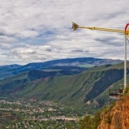 Highest and the Largest Swing at Glenview Springs.