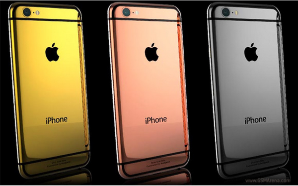 Gold Version Of iPhone-6 is Coming