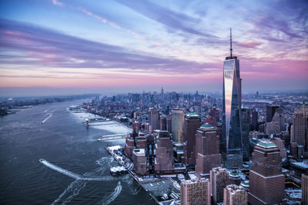 Revival of New York's Soul : World Trade Center Rises Again