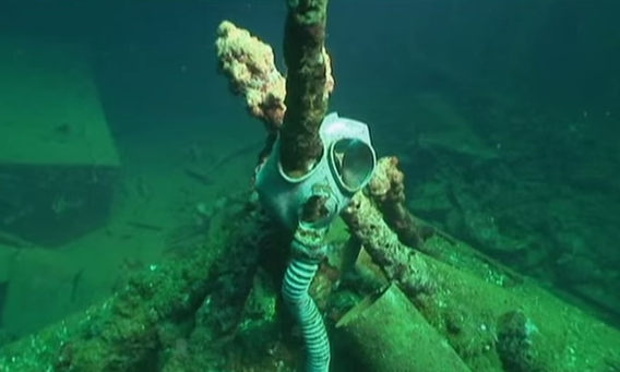 Info on Japanese Wartime 40  Vessels and 250 aircraft Wrecks In Truk Lagoon