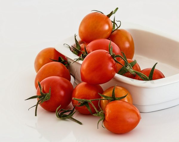 tomato-to reduce pot belly