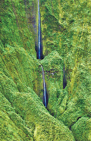 Hawai the Paradise on earth, Famous for its Beauty