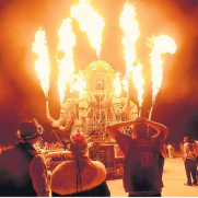 Did You Know About The Burning Man Festival ?