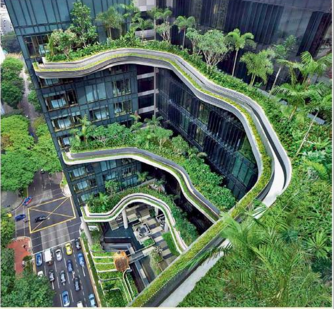 Greenery Award Has Transformed Building Designs in the World