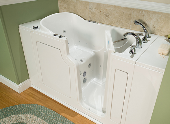 Walk in tubs coverage by medicaid and medicare for Does medicare cover bathroom equipment