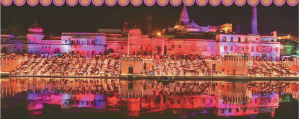 The Spectacle of Ayodhya that Gave Diwali to the World.