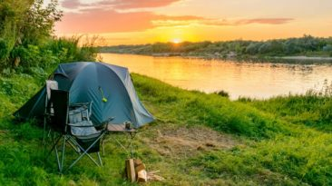 healthy camping packing list